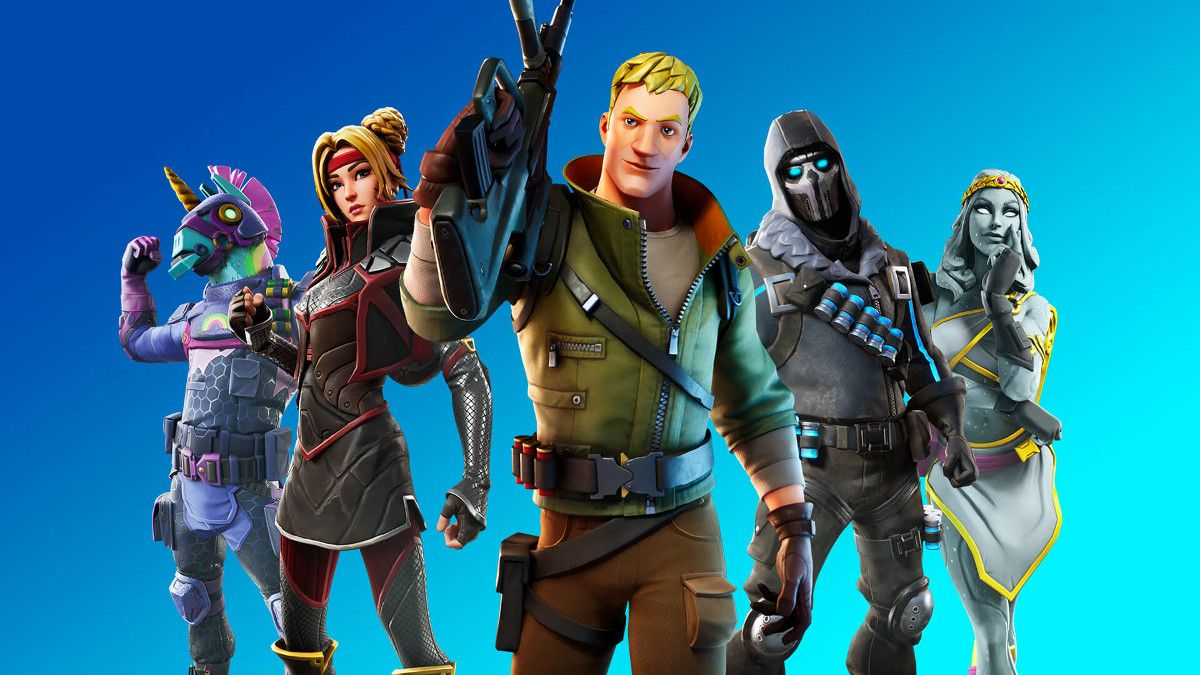 Fortnite Chapter 2 Has Finally Launched