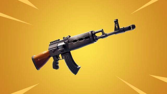 Fortnite Patch Note 11.40 – Return of the Heavy Assault Rifle!