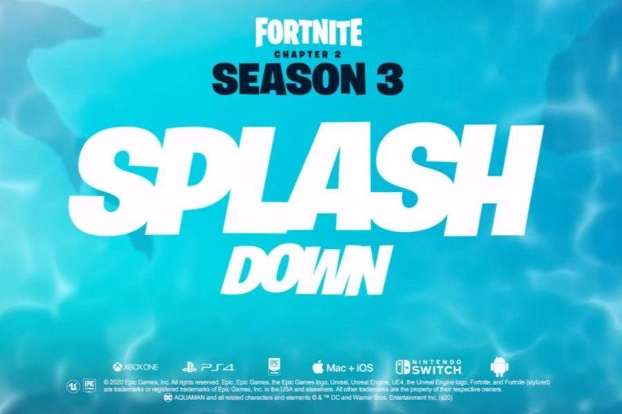 Fortnite Finally Releases Season 3
