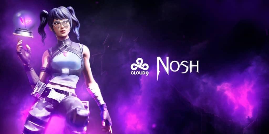 Nosh fortnite streamer